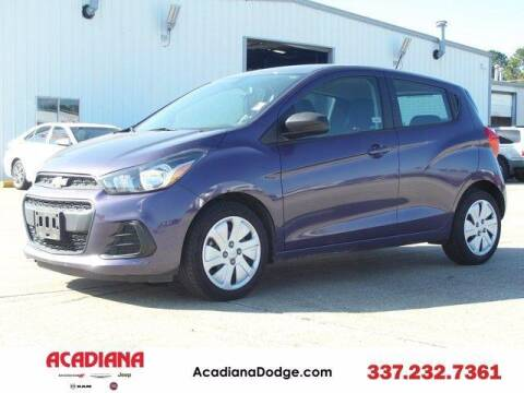2017 Chevrolet Spark for sale at Acadiana Automotive Group - Acadiana DCJRF Lafayette in Lafayette LA