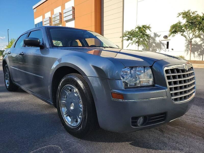 2006 Chrysler 300 for sale at ELAN AUTOMOTIVE GROUP in Buford GA
