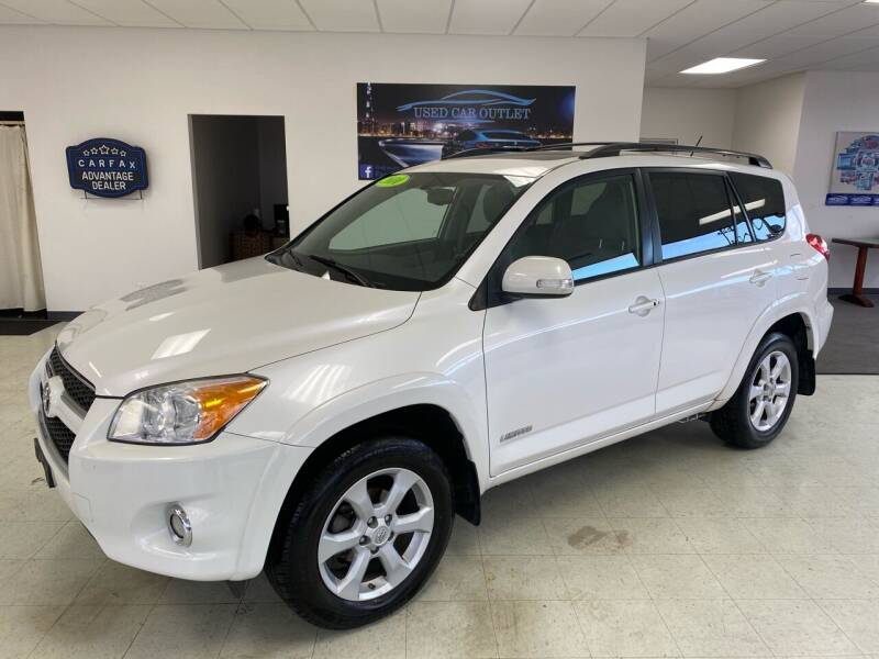 2010 Toyota RAV4 for sale at Used Car Outlet in Bloomington IL