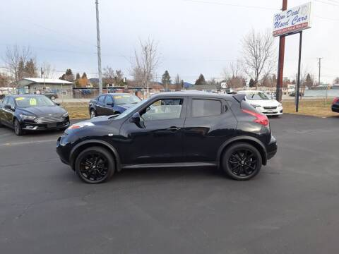 2014 Nissan JUKE for sale at New Deal Used Cars in Spokane Valley WA
