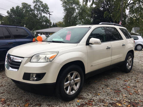 2008 Saturn Outlook for sale at Antique Motors in Plymouth IN