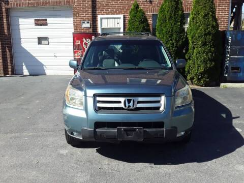 2006 Honda Pilot for sale at Dun Rite Car Sales in Downingtown PA