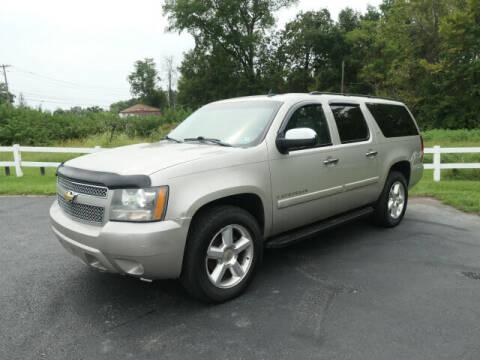 2008 Chevrolet Suburban for sale at Woodcrest Motors in Stevens PA