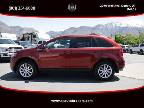 2014 Ford Edge for sale at S S Auto Brokers in Ogden UT