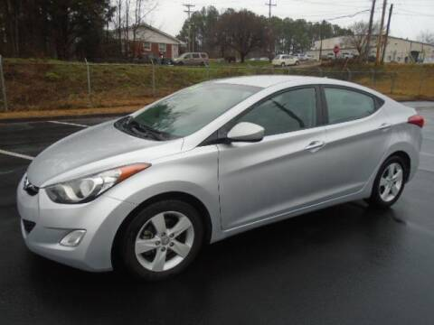 2013 Hyundai Elantra for sale at Atlanta Auto Max in Norcross GA
