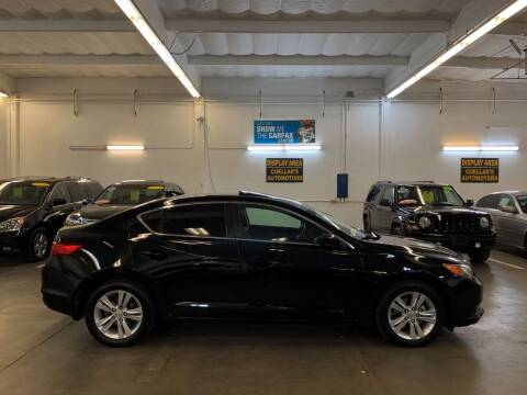2013 Acura ILX for sale at Cuellars Automotive in Sacramento CA