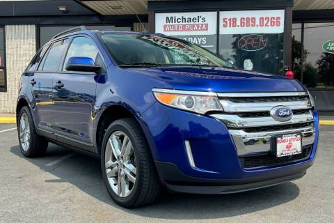 2014 Ford Edge for sale at Michaels Auto Plaza in East Greenbush NY