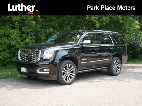 2019 GMC Yukon for sale at Park Place Motor Cars in Rochester MN