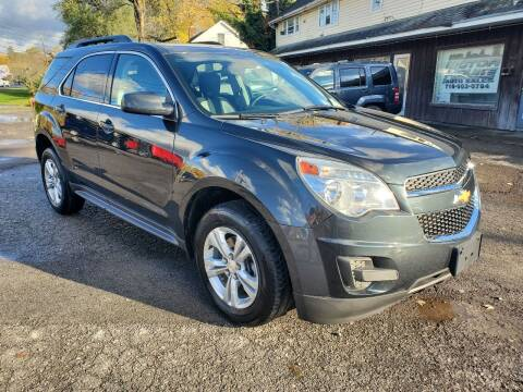2014 Chevrolet Equinox for sale at Motor House in Alden NY
