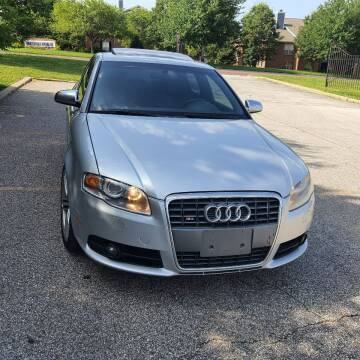 2006 Audi S4 for sale at Spark Motors in Kansas City MO