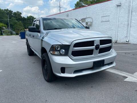 2013 RAM Ram Pickup 1500 for sale at LUXURY AUTO MALL in Tampa FL