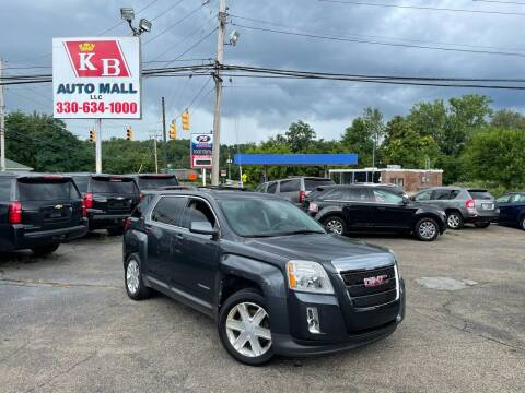 2010 GMC Terrain for sale at KB Auto Mall LLC in Akron OH