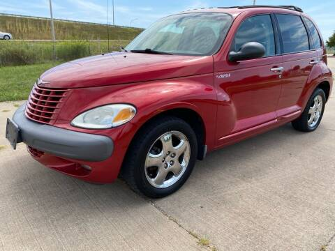 2001 Chrysler PT Cruiser for sale at QUAD CITIES AUTO SALES in Milan IL