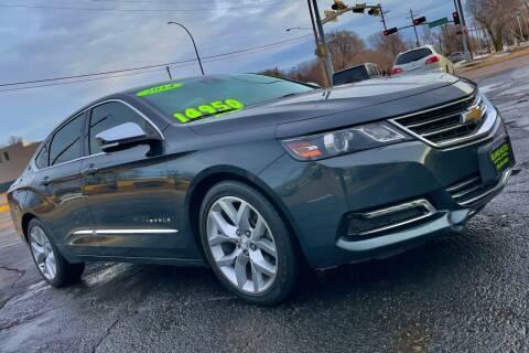 2014 Chevrolet Impala for sale at Island Auto in Grand Island NE