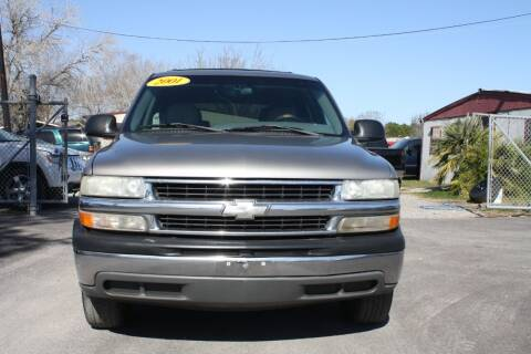 2001 Chevrolet Tahoe for sale at Fabela's Auto Sales Inc. in Dickinson TX