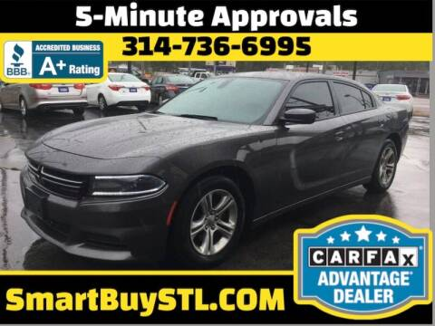 2015 Dodge Charger for sale at Smart Buy Car Sales in St. Louis MO
