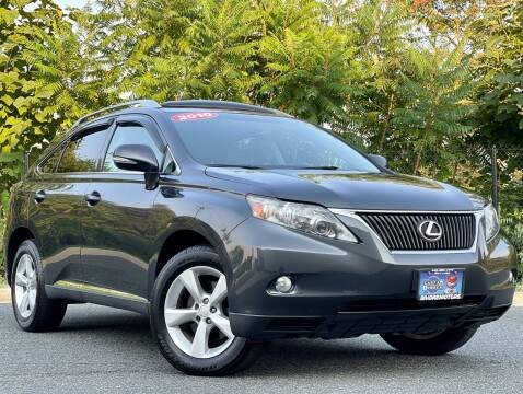 2010 Lexus RX 350 for sale at Bmore Motors in Baltimore MD