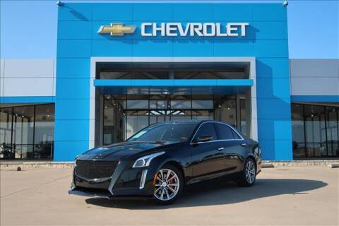 2019 Cadillac CTS for sale at Lipscomb Auto Center in Bowie TX