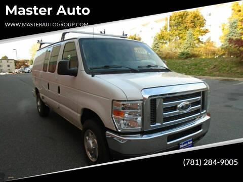 2012 Ford E-Series Cargo for sale at Master Auto in Revere MA