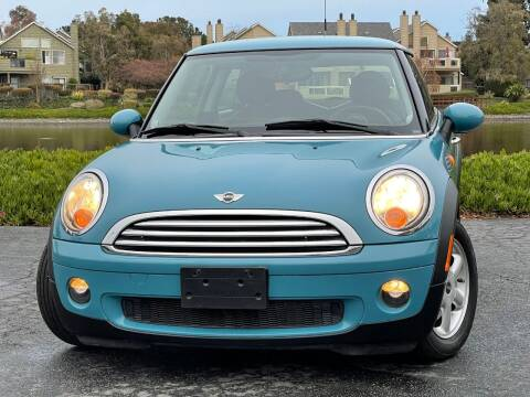 2008 MINI Cooper for sale at Continental Car Sales in San Mateo CA