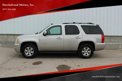 2009 GMC Yukon for sale at Harchelroad Motors, Inc. in Wauneta NE