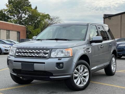 2012 Land Rover LR2 for sale at MAGIC AUTO SALES - Magic Auto Prestige in South Hackensack NJ