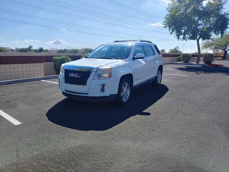 2011 GMC Terrain for sale at Sooner Automotive Sales & Service LLC in Peoria AZ