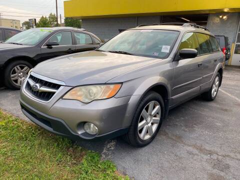 2009 Subaru Outback for sale at McNamara Auto Sales - Kenneth Road Lot in York PA