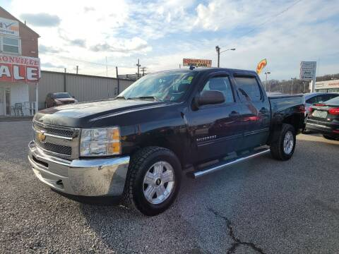 2013 Chevrolet Silverado 1500 for sale at Sissonville Used Cars in Charleston WV
