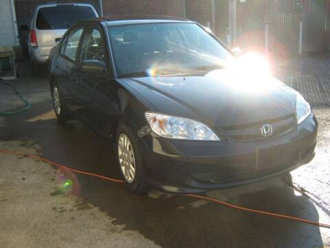 2005 Honda Civic for sale at D & M Auto Sales in Corvallis OR