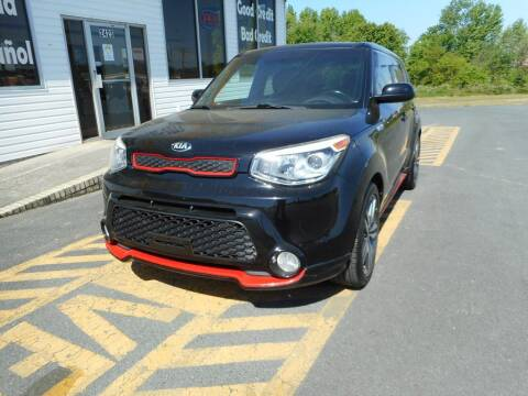 2015 Kia Soul for sale at Auto America - Monroe in Monroe NC