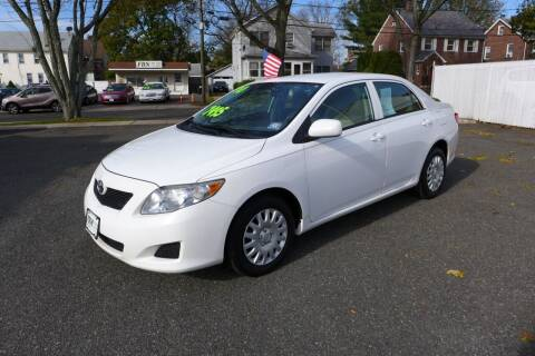 2010 Toyota Corolla for sale at FBN Auto Sales & Service in Highland Park NJ