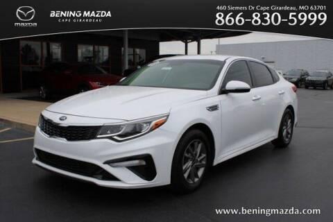 2020 Kia Optima for sale at Bening Mazda in Cape Girardeau MO