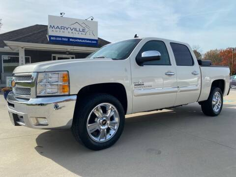 2013 Chevrolet Silverado 1500 for sale at Maryville Auto Sales in Maryville TN