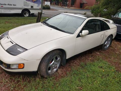 1990 Nissan 300ZX for sale at Delgato Auto in Pittsboro NC