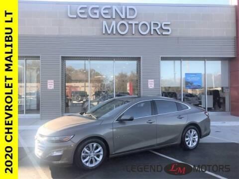 2020 Chevrolet Malibu for sale at Legend Motors of Detroit - Legend Motors of Waterford in Waterford MI