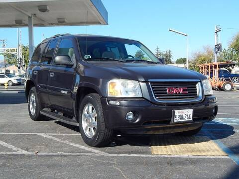 2003 GMC Envoy for sale at Gilroy Motorsports in Gilroy CA