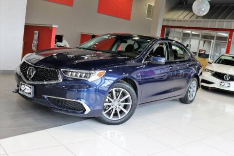 2018 Acura TLX for sale at Quality Auto Center of Springfield in Springfield NJ