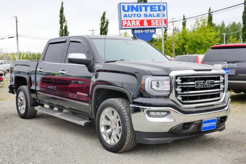 2017 GMC Sierra 1500 for sale at United Auto Sales in Anchorage AK