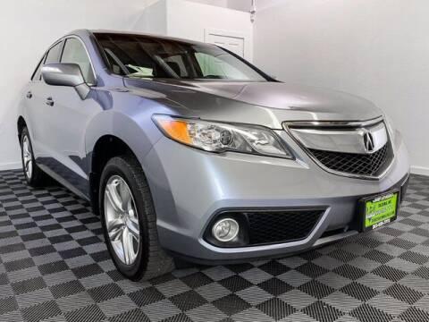 2014 Acura RDX for sale at Sunset Auto Wholesale in Tacoma WA