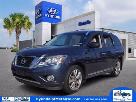 2015 Nissan Pathfinder for sale at Metairie Preowned Superstore in Metairie LA