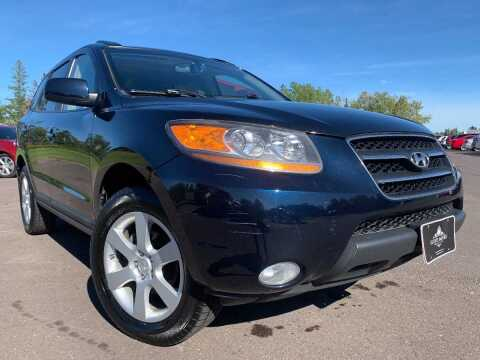 2009 Hyundai Santa Fe for sale at LUXURY IMPORTS in Hermantown MN