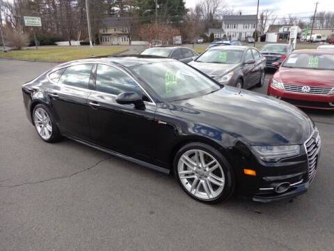 2017 Audi A7 for sale at BETTER BUYS AUTO INC in East Windsor CT