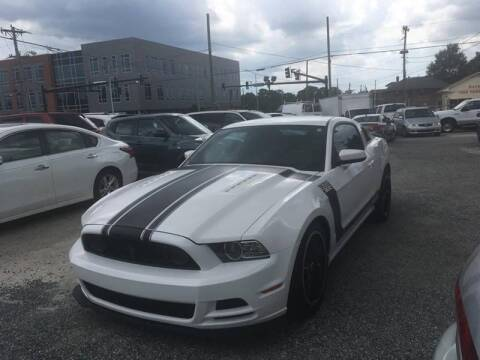 2010 Ford Mustang for sale at Specialty Bank Liquidators in Greensboro NC
