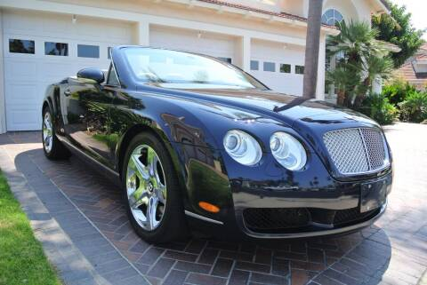 2008 Bentley Continental for sale at Newport Motor Cars llc in Costa Mesa CA