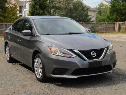2016 Nissan Sentra for sale at Prize Auto in Alexandria VA