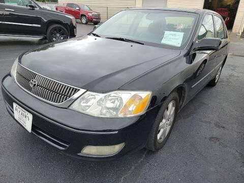 2002 Toyota Avalon for sale at Rucker's Auto Sales Inc. in Nashville TN