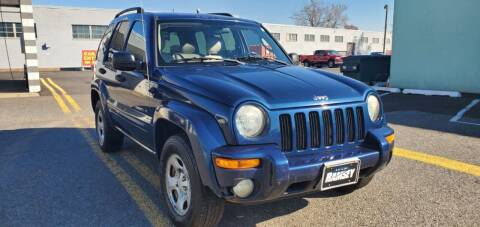 2003 Jeep Liberty for sale at MFT Auction in Lodi NJ