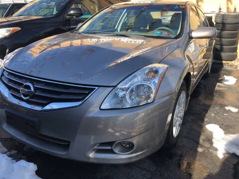 2012 Nissan Altima for sale at Ultra Auto Enterprise in Brooklyn NY