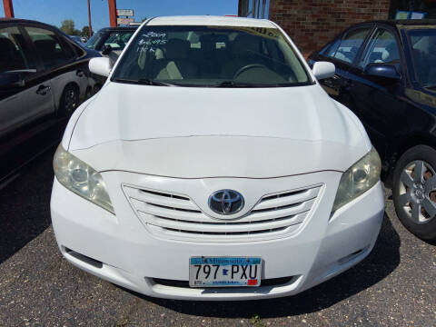 2009 Toyota Camry for sale at Northtown Auto Sales in Spring Lake MN